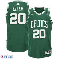 Ray-Allen-Boston-Celtics-Road-Green-Jersey | LadySwish